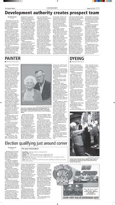 The Clayton Tribune Aug 18, 2011
